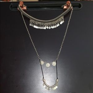 Zara Boho Layered Necklace